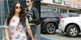 Selena Gomez bị tai nạn giao thông tại Los Angeles