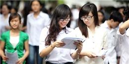 Bộ GD-ĐT chính thức công bố điểm sàn kỳ thi tuyển sinh đại học 2014