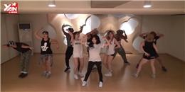 [Dance Practice] Cùng HyunA lắc hông điệu nghệ trong phiên bản tập luyện của Red