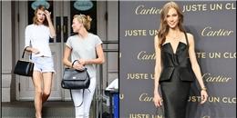 Ấn tượng gu thời trang của 'bạn chung nhà' với Taylor Swift