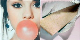 [Sống khỏe] Nguy hiểm chết người của kẹo cao su