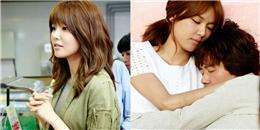 Sooyoung tình cảm ôm ấp Kam Woo Sung