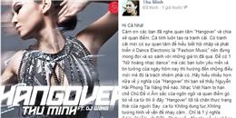 """Thu Minh lên tiếng """"phản pháo"""" về sản phẩm mới"""