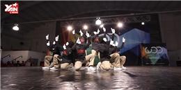 [Stage] Jabbawockeez cực đỉnh trong clip vũ đạo mới