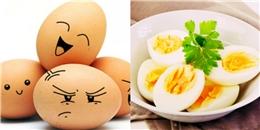 [Sống khỏe] 5 sai lầm khi ăn trứng mà bạn thường xuyên gặp phải