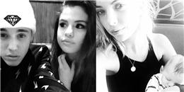 Justin Beiber và Selena Gomez hẹn hò, Ashley Benson trông trẻ