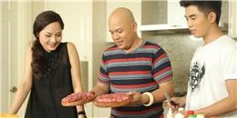 [Bếp Chiến] Will và Miu Lê tay  lên chuột  vì băm thịt