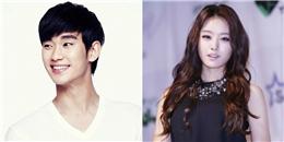 Kim Soo Hyun 'đốn ngã' trái tim của Ji Eun (Secret)