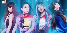 Sôi động trước giờ G cùng concert của 2NE1 tại Việt Nam