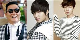 Top 10 sao Hàn có nhiều người theo dõi trên Weibo