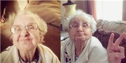 Cụ bà 80 gây xôn xao trên Instagram vừa qua đời vì ung thư phổi