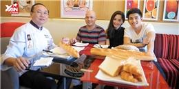 [Bếp chiến] Will và Miu Lê thi nhau làm bánh mì