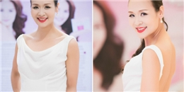 Hoa hậu Bảo Ngọc 'tái xuất' trong đêm thời trang thiện nguyện