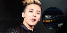G-Dragon gặp tai nạn giao thông trên đường cao tốc