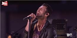 [VMAs 2014] Maroon 5 'phiêu' hết cỡ với Maps