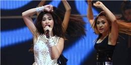 Đông Nhi lên tiếng về nghi vấn hát nhép trên sóng trực tiếp