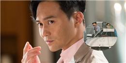 Đóng phim với Xa Thi Mạn, Trương Trí Lâm phải an ủi vợ bằng siêu xe