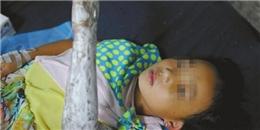 Cảm động bé gái 6 tuổi dũng cảm lao vào biển lửa cứu mẹ