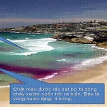 Dòng chảy xa bờ - kẻ giết người nguy hiểm khi tắm biển