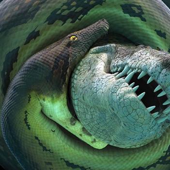 """10 """"quái vật"""" khổng lồ đã bị tuyệt chủng trên Trái Đất"""