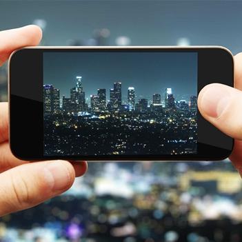 Mẹo chụp ảnh đẹp bằng điện thoại vào ban đêm