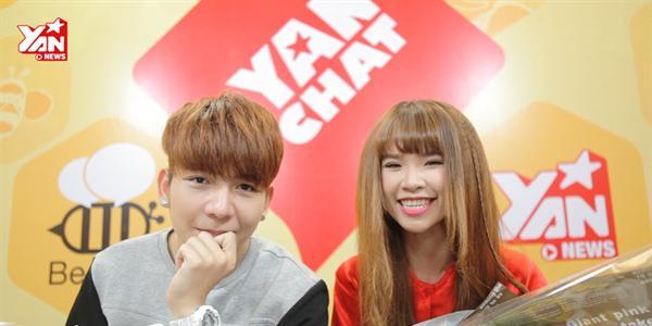 [BTS] Khởi My - Kevin Khánh kết hợp làm loạn tại YAN Chat