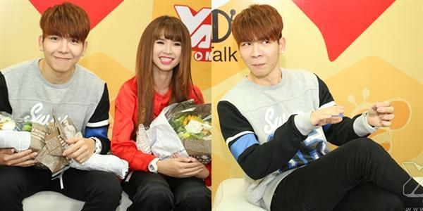 """[YAN Chat] Huy Khánh """"cảm thấy hoang mang"""" sau khi tham gia YAN Chat cùng Khởi My"""
