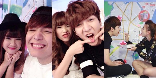 """[YAN Chat] Những hình ảnh """"cười ra nước mắt"""" của Khởi My và Kelvin Khánh"""