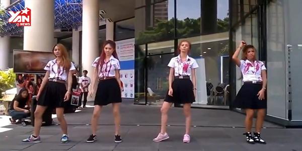 """Cười """"bể bụng"""" với """"Bốn chữ lắm"""" phiên bản... Thái Lan"""
