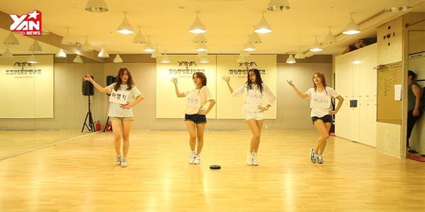 [MV] Kara tung clip vũ đạo chuẩn của Mamma Mia
