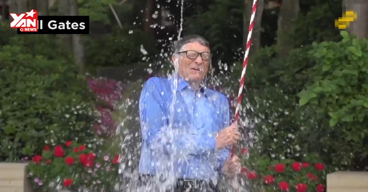 [Bạn biết chưa] 8 điều thú vị về thử thách xối nước lạnh và căn bệnh ALS