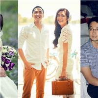 Điểm mặt những ông chồng đẹp trai như tài tử của sao Việt