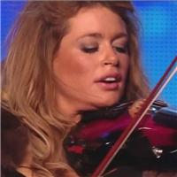 """""""Choáng"""" với màn trình diễn violin sáng tạo của thí sinh Britain's Got Talent"""