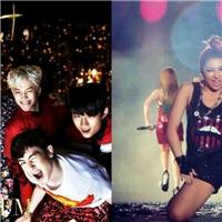 """Jun.K khoe hình 2PM cực chất, Minzy """"quậy"""" hết cỡ trên sân khấu"""