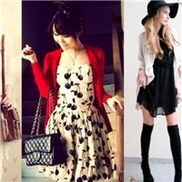 """Những trang phục """"đinh"""" để dạo phố mùa thu"""