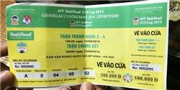 U19 Việt Nam thăng hoa, giá vé xem trận chung kết tăng hơn 30 lần