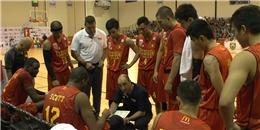 Saigon Heat dành tặng chiến thắng trên đất khách cho HLV Jason