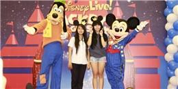 """Mickey cùng Goofy """"đại náo"""" AEON Mall với hàng trăm người bạn nhí"""