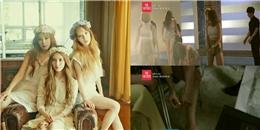 "TaeTiSeo ""trầy da tróc vảy"" khi quay MV"