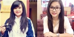 Nữ sinh trường Báo xinh đẹp, nổi tiếng sau khi giảm 30 kg