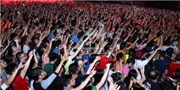 I am Hardwell  cuồng nhiệt cùng 30 ngàn người tại TP HCM