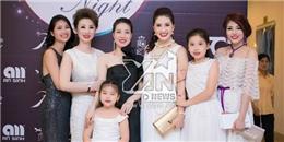 Hoa hậu Ngô Thu Trang cùng các doanh nhân làm từ thiện