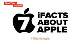 7 điều về Apple mà bạn chưa biết