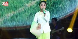 """""""Gà cưng"""" của Lam Trường mở màn ấn tượng liveshow 5 Giọng hát Việt nhí"""