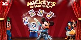 Cùng YAN trở thành một phần ảo thuật của Disney Live!