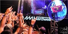 TP HCM: 'Biển người' lên 'đỉnh' suốt 3 tiếng cùng DJ Hardwell