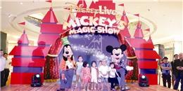 """Chuột Mickey và chó Goofy tiếp tục gây """"náo loạn"""" Sài Gòn"""