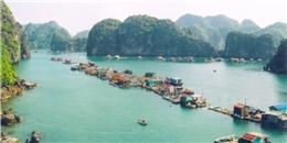 Vịnh Lan Hạ - thiên đường biển tuyệt vời mùa cuối thu