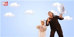 Kyo York hóa thành chú cuội trong MV trung thu