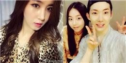 Yuri khoe hình trên tài khoản Weibo, Sohee nhắng nhít cùng Jokwon